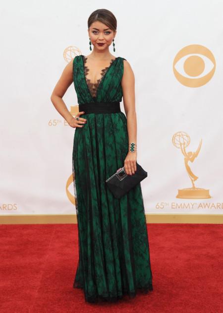 Sarah Hyland Emmy 2013
