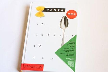 El libro de pasta de La Cuchara de Plata