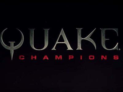 Quake Champions muestra por primera vez su jugabilidad en acción