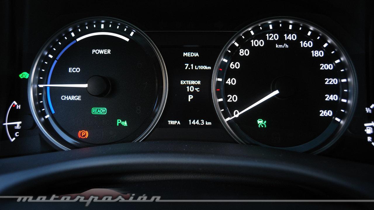 Foto de Lexus GS 300h (presentación) (18/22)