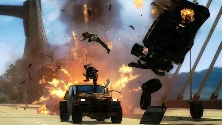 VX en corto: 'Just Cause 2' a 3 euros en Steam y los GIF molones de Ethan Carter