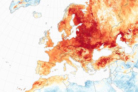 Temperaturas Europa