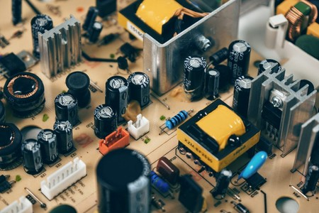 Resistor Computer