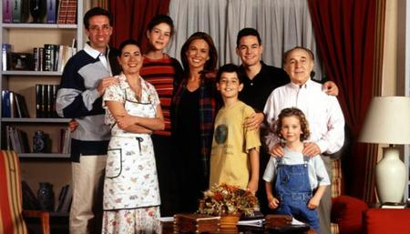 La plácida ficción en la Telecinco de los 90