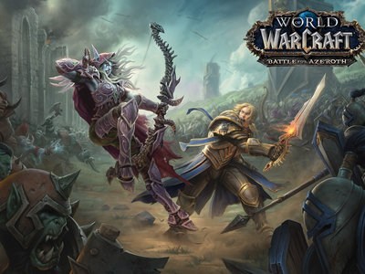 World of Warcraft: Battle for Azeroth ya se puede reservar y Blizzard tantea su fecha con sus diferentes ediciones