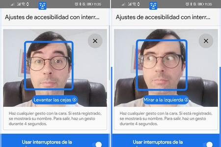 Manejar tu móvil Android con gestos faciales: la última novedad en accesibilidad de Google