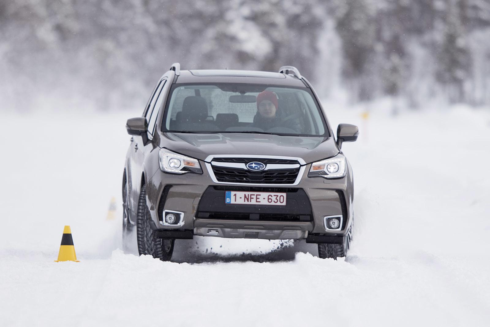 Foto de Subaru Snow Drive 2016 (21/137)