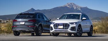 Audi Q5 2021, al volante de un renovado SUV tecnológico, detallista y hecho en México