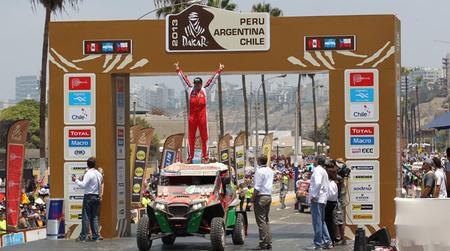 Dakar 2013: Ignacio Corcuera dice adiós antes de empezar