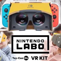 Nintendo Labo apostará por la realidad virtual con el nuevo Nintendo Labo Toy-Con 04: VR Kit que llegará en abril