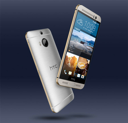 Htc One M9 Plus Blue
