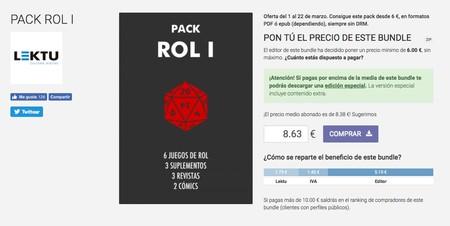 Pack De Rol