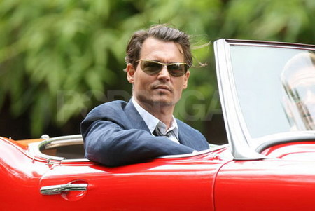 Johnny Depp en 'The Rum Diary'