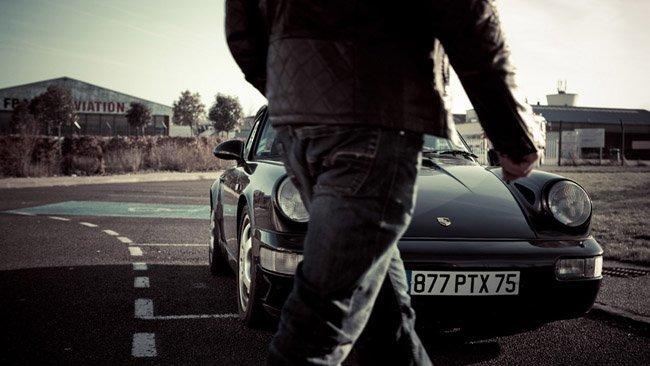 Laurent Nivalle - Porsche 911