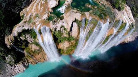 Cascada Tamul, México