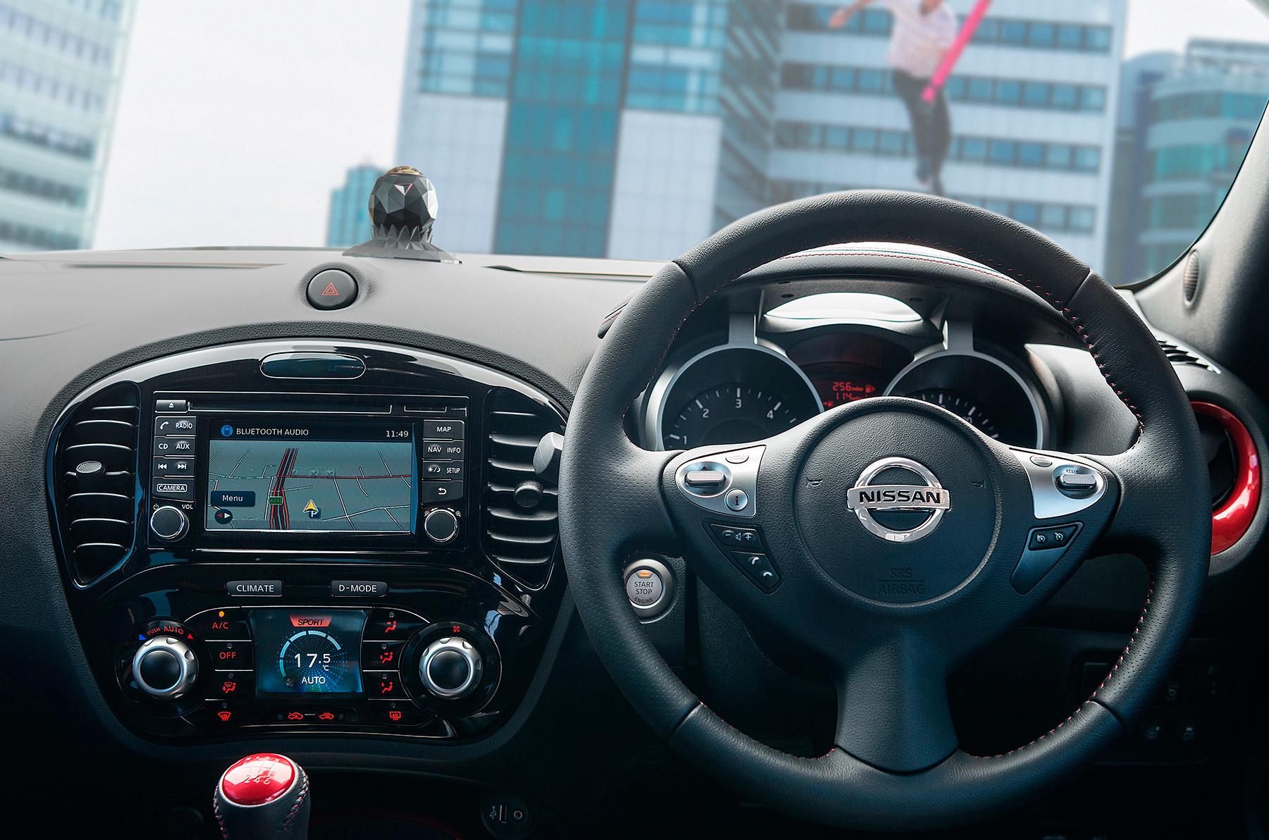 Foto de Nissan JukeCam (12/12)