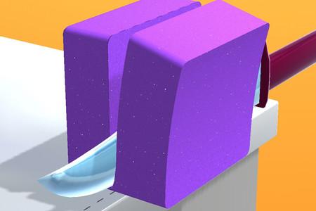 Así es 'Corte ASMR', el curioso juego de cortar objetos que triunfa actualmente en Google Play