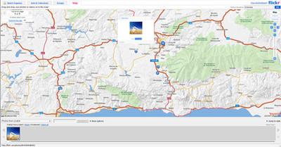 Un algoritmo informático + Metadatos de Flickr = Geolocalización