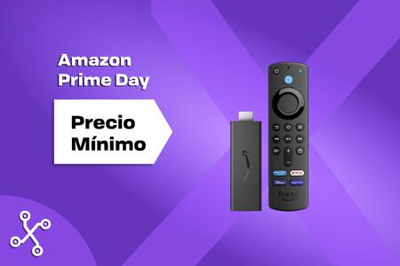 Convierte tu tele en una smart TV y manéjala con Alexa: el Fire TV Stick a precio mínimo por el Prime Day a 24 euros