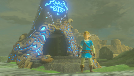El primer santuario de Zelda: Breath of the Wild ha sido recreado por completo con Nintendo Labo