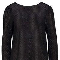 Descuento del 55% en la blusa Vmblink en color negro de Vero Moda: ahora cuesta 16,45 euros en Zalando