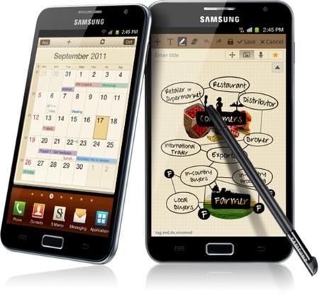 Galaxy Note grande