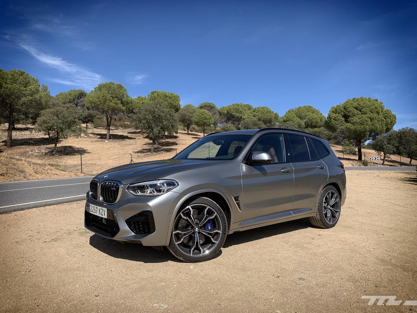 Foto de BMW X3 M 2020 (Presentación) (78/80)