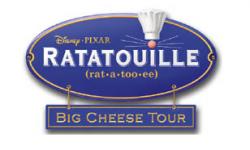 El Tour de Ratatouille en España