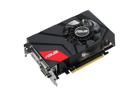 Sí, es posible meter una GPU potente en una tarjeta pequeña: ASUS DirectCU Mini