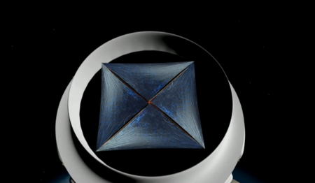 La nano-nave interestelar de Stephen Hawking se basará en transistores de auto-sanación gracias a la NASA y el KAIST