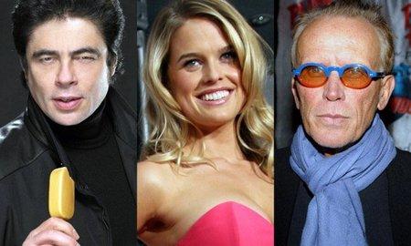 Benicio del Toro, Alice Eve y Peter Weller, novedades en el reparto de 'Star Trek 2'