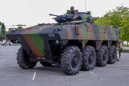 Vbci Vehicule Blinde De Combat Infanterie