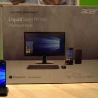 Acer presenta el Liquid Jade Primo Premium Pack