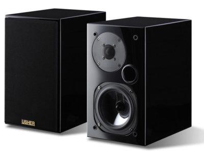 Si buscas unos monitores audiófilos y baratos, echa un vistazo a los S-520 de Usher