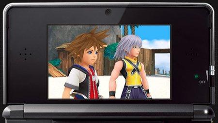 'Kingdom Hearts' también se apunta a la fiebre 3DS [E3 2010]
