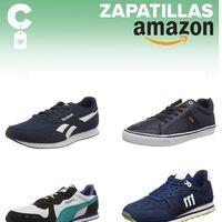 Chollos en tallas sueltas de zapatillas Reebok, Levi's, Puma o Mustang en Amazon