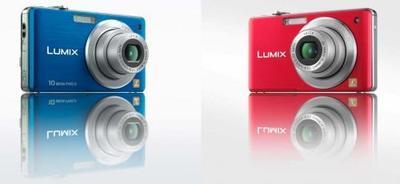 Nuevas Lumix FS7 y FS6 de Panasonic