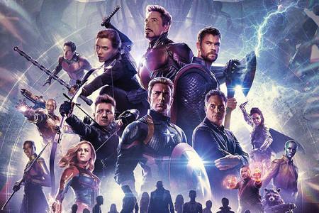 Marvel Avengers Endgame Personajes Tiempo Minutos Escena Cover