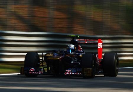 Toro Rosso admite que falló la suspensión del coche de Vergne