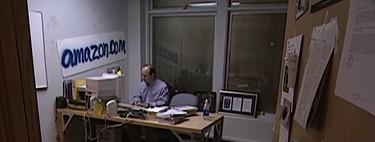Recordar cómo eran en 1999 las oficinas de Amazon y el despacho de Jeff Bezos es toda una experiencia