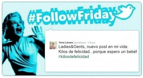 #FollowFriday de Poprosa: David Beckham en Madrid y embarazos mejor o peor llevados