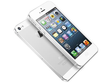 El iPhone 5 fue el móvil más  vendido en el último trimestre del 2012