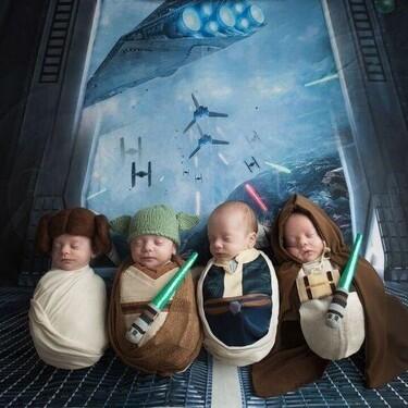 Star Wars: 19 nombres nombres de niña y niño para tu bebé inspirados en la saga
