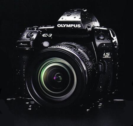 Olympus estabiliza los OM en la E-3 y la E-510