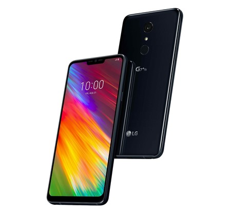 Lg G7 Fit Gama Media