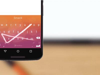 SwiftKey añade opciones de sonido para las teclas