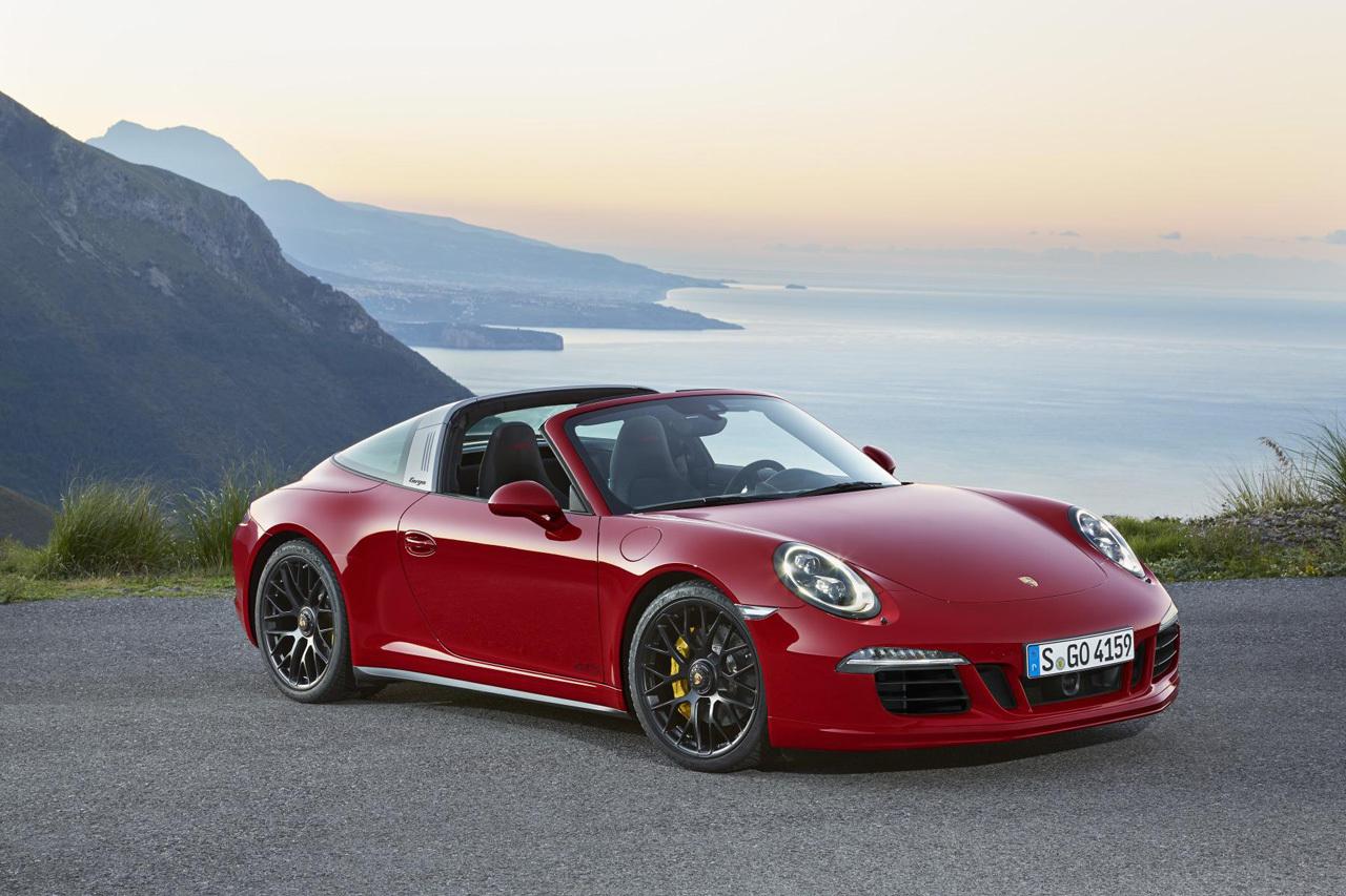 Foto de Porsche 911 Targa 4 GTS (1/5)
