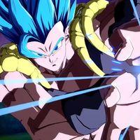 Gogeta SSGSS comenzará a repartir estopa la semana que viene cuando se una a Dragon Ball FighterZ
