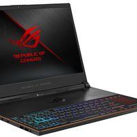 El ASUS ROG Zephyrus S reclama el título de portátil gaming más delgado del mundo