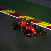 ¡Pole para Ferrari! Charles Leclerc vuela en Spa para batir de nuevo a Sebastian Vettel